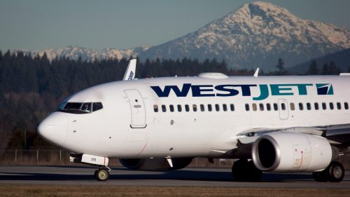 WestJet strikes back!